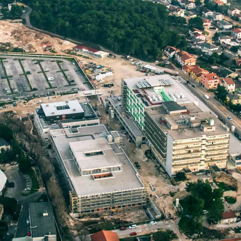 Nova bolnica u Puli