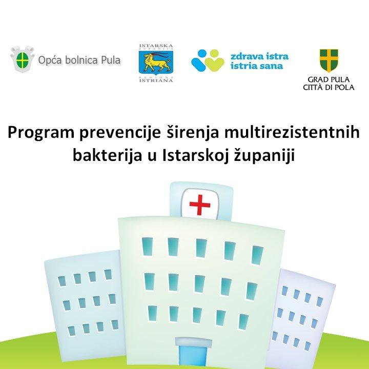 Program prevencije širenja multirezistentnih bakterija u IŽ