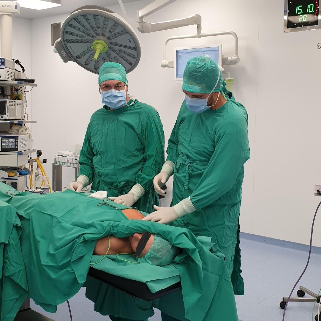 Implantacija PORT katetera