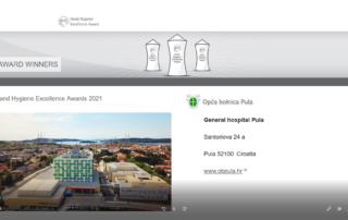 OB Pula nagrada HHEA 2021